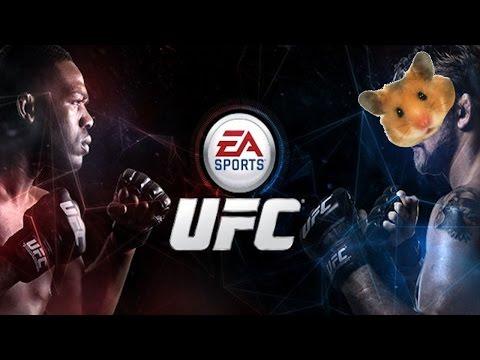 UFC | PLEASE WELCOME ALEXANDER THE HAMSTER!!!
