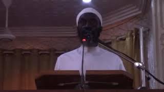 Sermon du 8/05/2018     Dr kindo sur mois du ramadan
