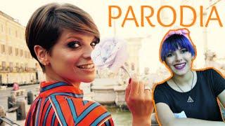 Alessandra Amoroso - Vivere a colori PARODIA ||SILVIA DORE