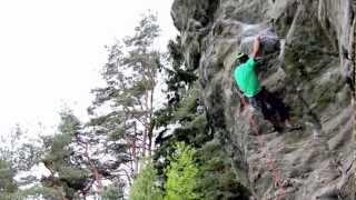 Climbingin swedenTjornbrotjurenferdinand7a+