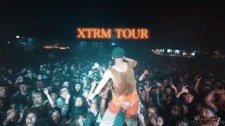 XTRM TOUR feat. MAKALA, SLIMKA, DI-MEH & DANITSA explosent le Club Tent de Paléo!