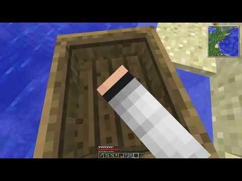 Sezon 2 Minecraft Modlu Survival Bölüm 3