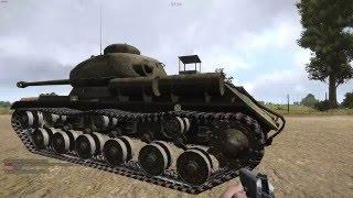 SV-team, WOG, ИС-2 грозное оружие против фашистов