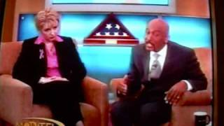 Adoption Scams on Montel WIlliams with Claudia D