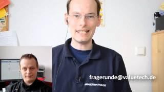 'Rede & Antwort' - Eure Fragen zum Thema: Datensicherung mit ValuetechTV und Marcusfotos.de