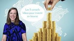 Comprendre la finance : 5 conseils pour investir en bourse