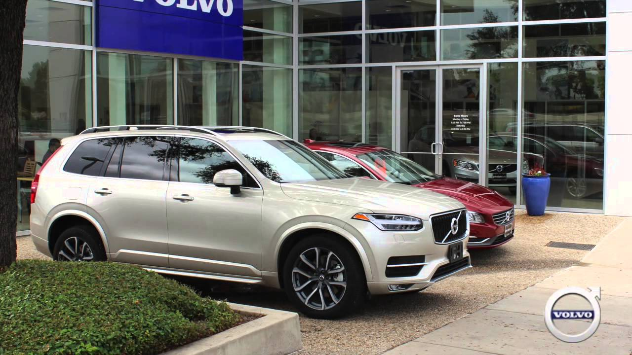 inside look at the 2016 volvo xc90 for sale in san antonio youtube. Black Bedroom Furniture Sets. Home Design Ideas