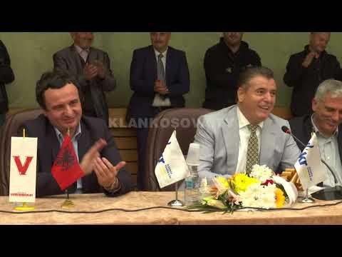 Mitrovicë, Kurti mbështet Bahtirin - 13.11.2017 - Klan Kosova