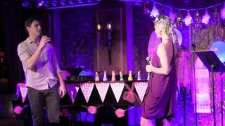 Taylor Louderman & Derek Klena -