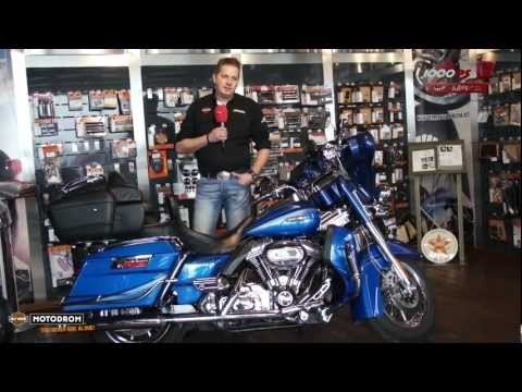 Harley Davidson Electra Glide CVO Screamin' Eagle Motodrom