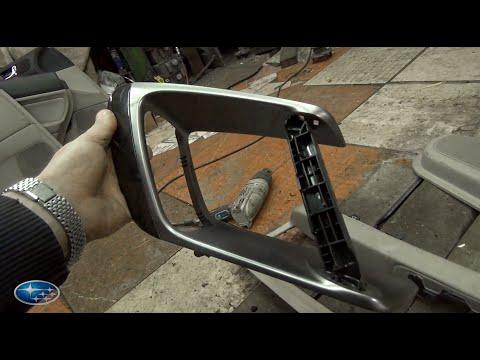 Мирно и спокойно уничтожаю дверные карты Subaru Legacy/Outback