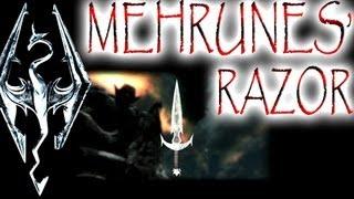 Skyrim: Daedric Artifacts - Mehrunes