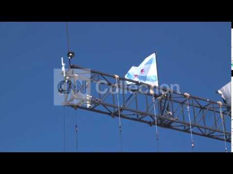 CL/S1/EP1/ILLINOIS FLAG WAVING