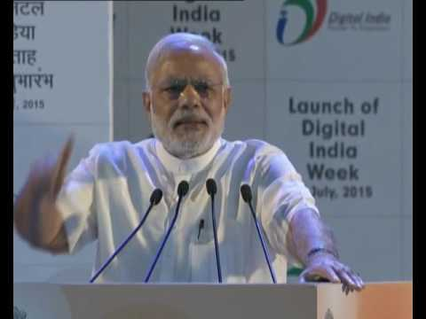 I dream of a Digital India where Government is Open and Governance Transparent