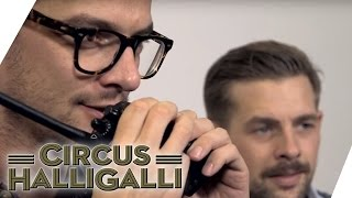 Aushalten Marktforschung - Teil 2 | Circus Halligalli | ProSieben thumbnail