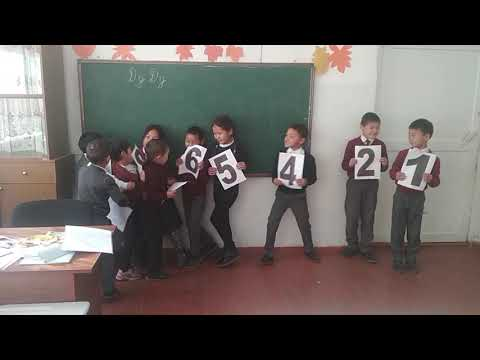 Игры для детей во время урока математики