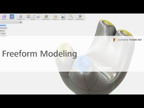 5: Freeform Modeling