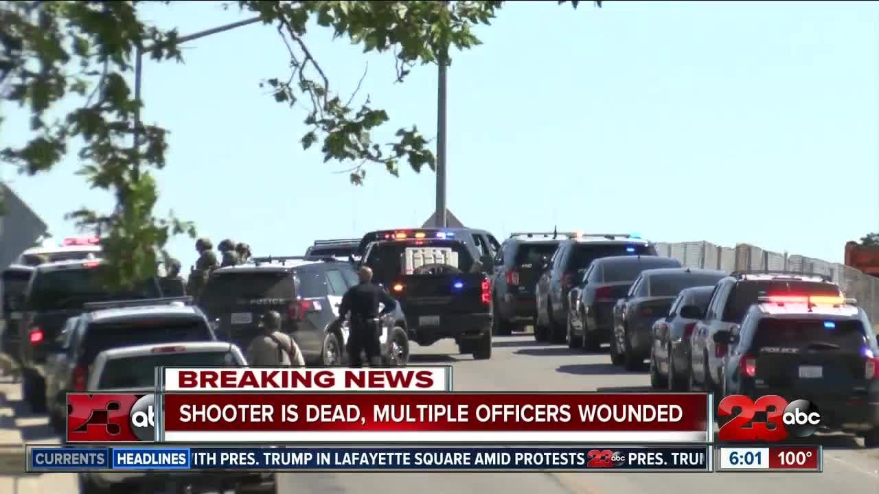 Paso Robles shooting: Suspect killed after wounding multiple ...