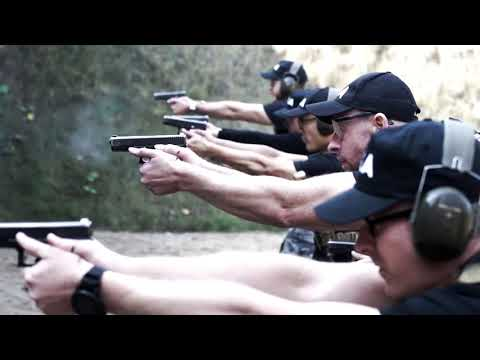 Combined firearms Promo Video - European Security Academy