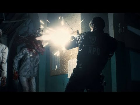 RESIDENT EVIL 2 REMAKE | NEW TRAILER (2019)