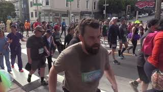 Bay to Breakers - Part I - San Francisco 5-20-2018