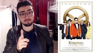 Critique à chaud | Kingsman: Le cercle d'or