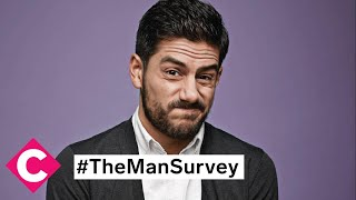 Would you call yourself a feminist? | The Man Survey