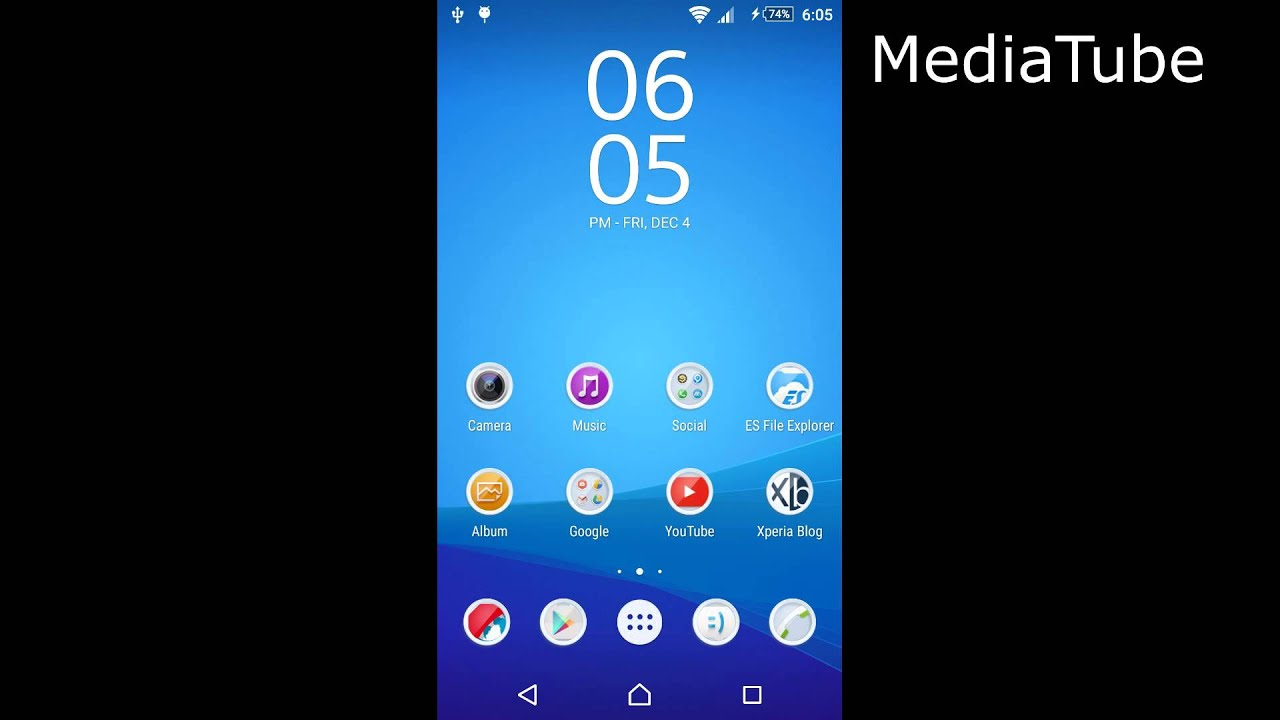 Popular Wallpaper Home Screen Xperia - maxresdefault  Perfect Image Reference_94747.jpg