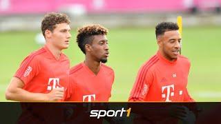 FCB-Abschied? Bayern plant offenbar ohne Weltmeister | SPORT1 - TRANSFERMARKT