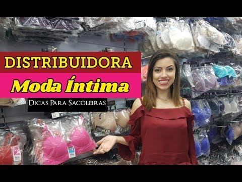 0fe84ef13 Distribuidora de Moda Íntima no Brás - YouTube