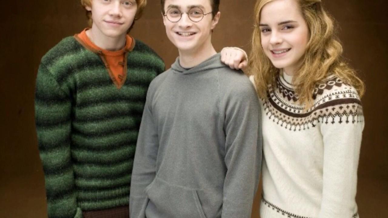 Test qui tes vous harry potter hermione granger ou ron weasley youtube - Qui est hermione granger ...