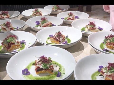 Four Vegan Chefs Prepare A Five Course Dinner At James Beard House