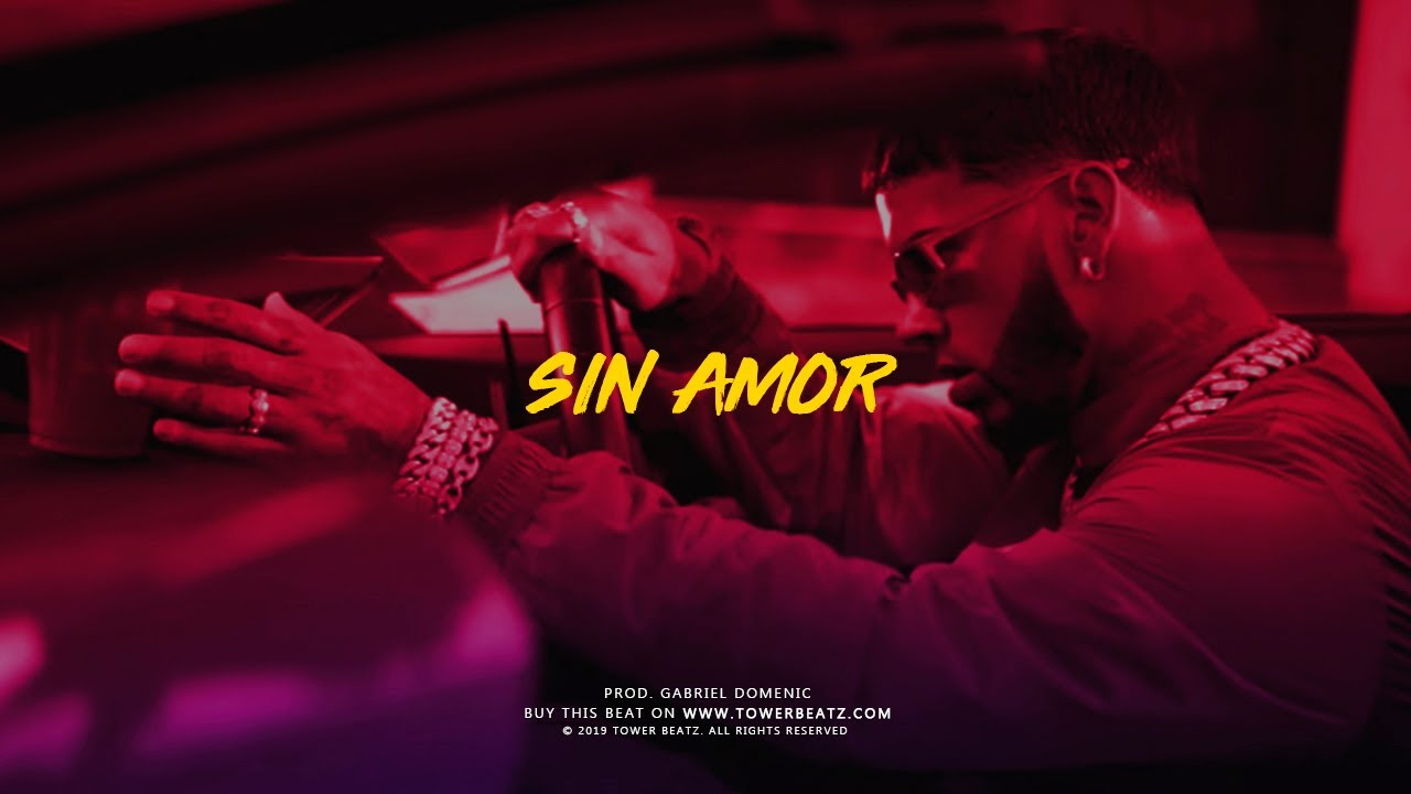 Download Sin Amor - Anuel AA Type Beat Trap Beat Instrumental 2020