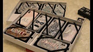 Gambar cover HUGE PHONE CASE HAUL // casetify