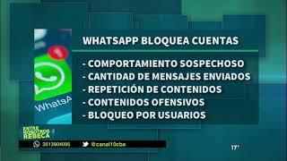 Brasil: WhatsApp bloqueó miles de cuentas por difundir noticias falsas
