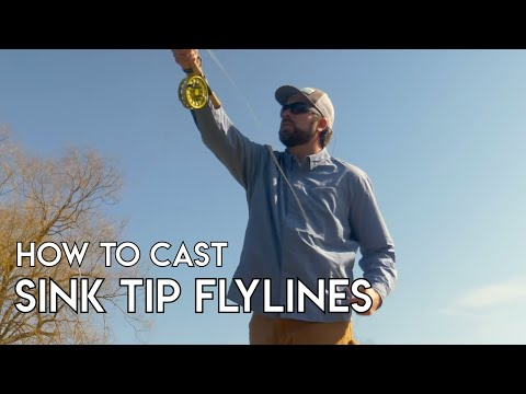 Orvis Casting A Sink Tip Fly Line | How To
