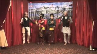 Balla bhet bho - Brecon Wales UK Nepali Samaj