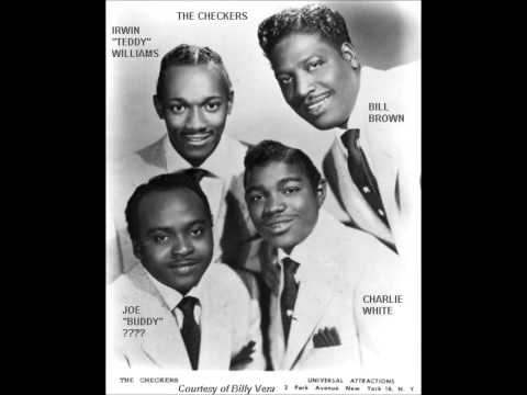CHECKERS - NIGHTS CURTAINS / LET ME COME BACK - KING 4581 - 1952