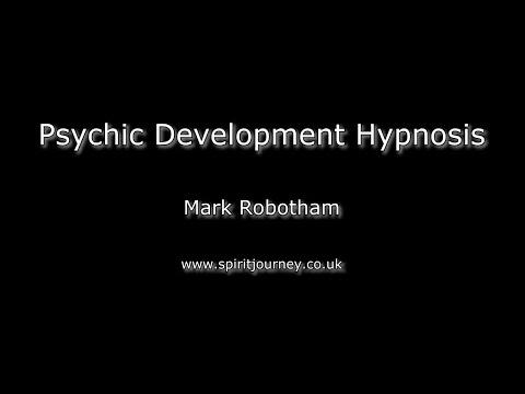Psychic Development Hypnosis - Mark Robotham