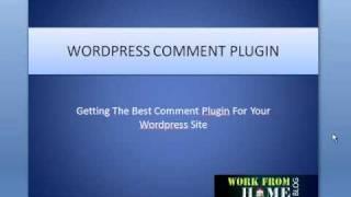 5 Top Wordpress Comment Plugins