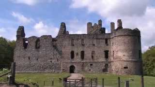 Scotland Travel: Balvenie Castle