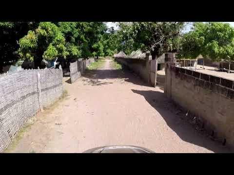 AFRICA Guinea Bissau (BMW GS 1200 ADV) PART5