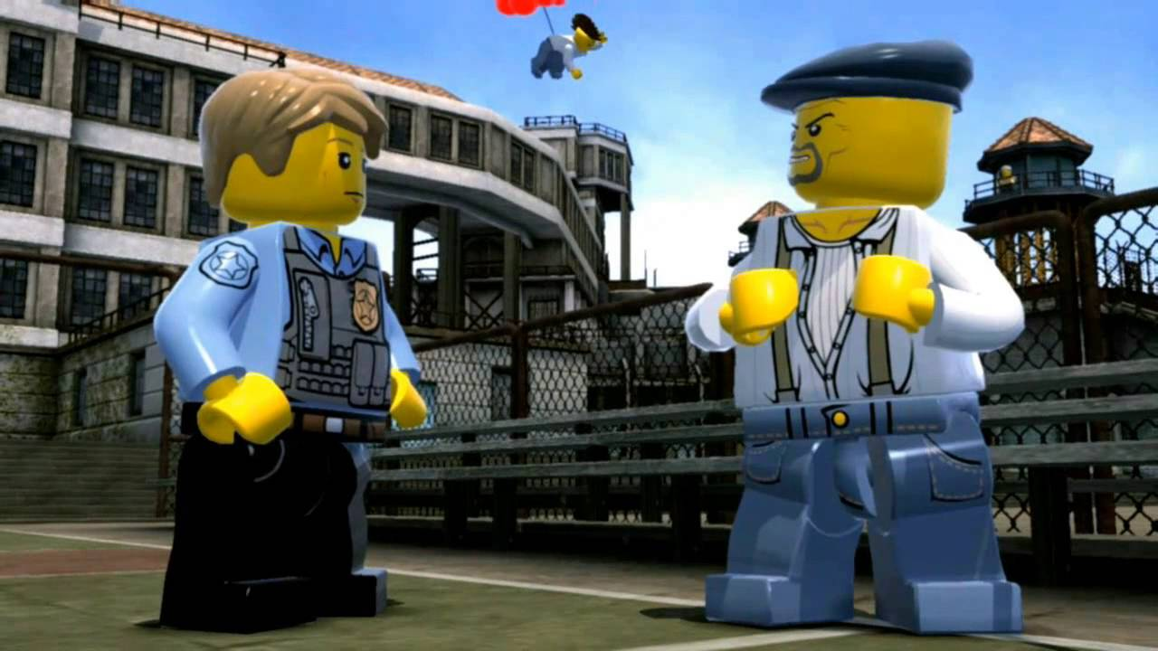Lego City Undercover Walkthrough Part 3 Chapter 3 Part 1 Youtube