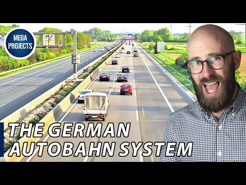 The German Autobahn System: The Benefits of Unlimited Speed