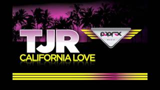TJR - California Love (Hip Hop Drop Remix) [Pop Rox Muzik - Electro House]