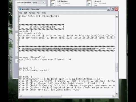 برنامج المؤثرات الصوتية للكام فروج Camfrog Sound - video ...