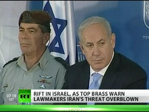 Iran threat overblown? Israel split over possible attack