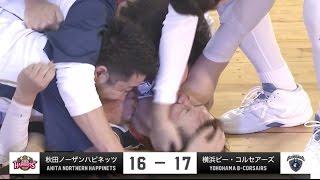 【衝撃の結末】バスケの試合で起きた奇跡の光景に会場大興奮!