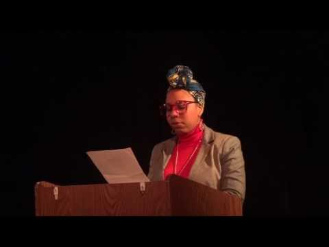 Morgan Parker reads at Pen Pal Poets presents Woman... Poetry's Muse