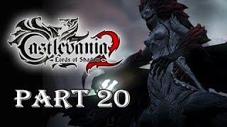 Castlevania Lords of Shadow 2 Walkthrough Part 20 -  Boss Acolyte